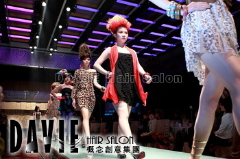 DaVie FASHION SHOW 2012
